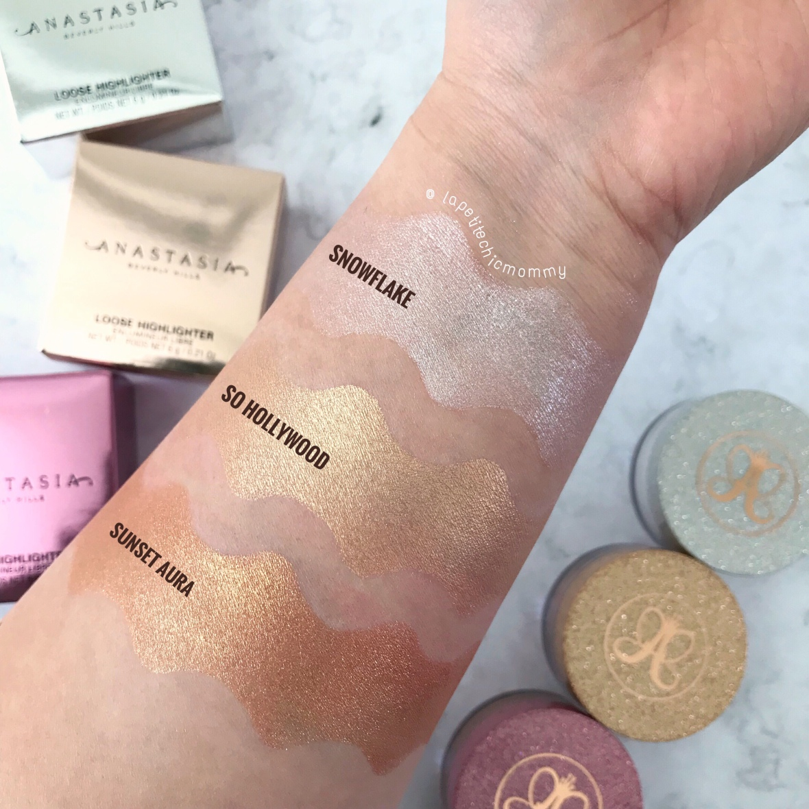 Loose Highlighter by Anastasia Beverly Hills #11